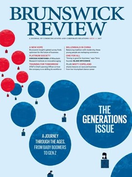 The Generations Issue
