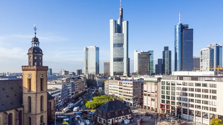 Frankfurt Adresse
