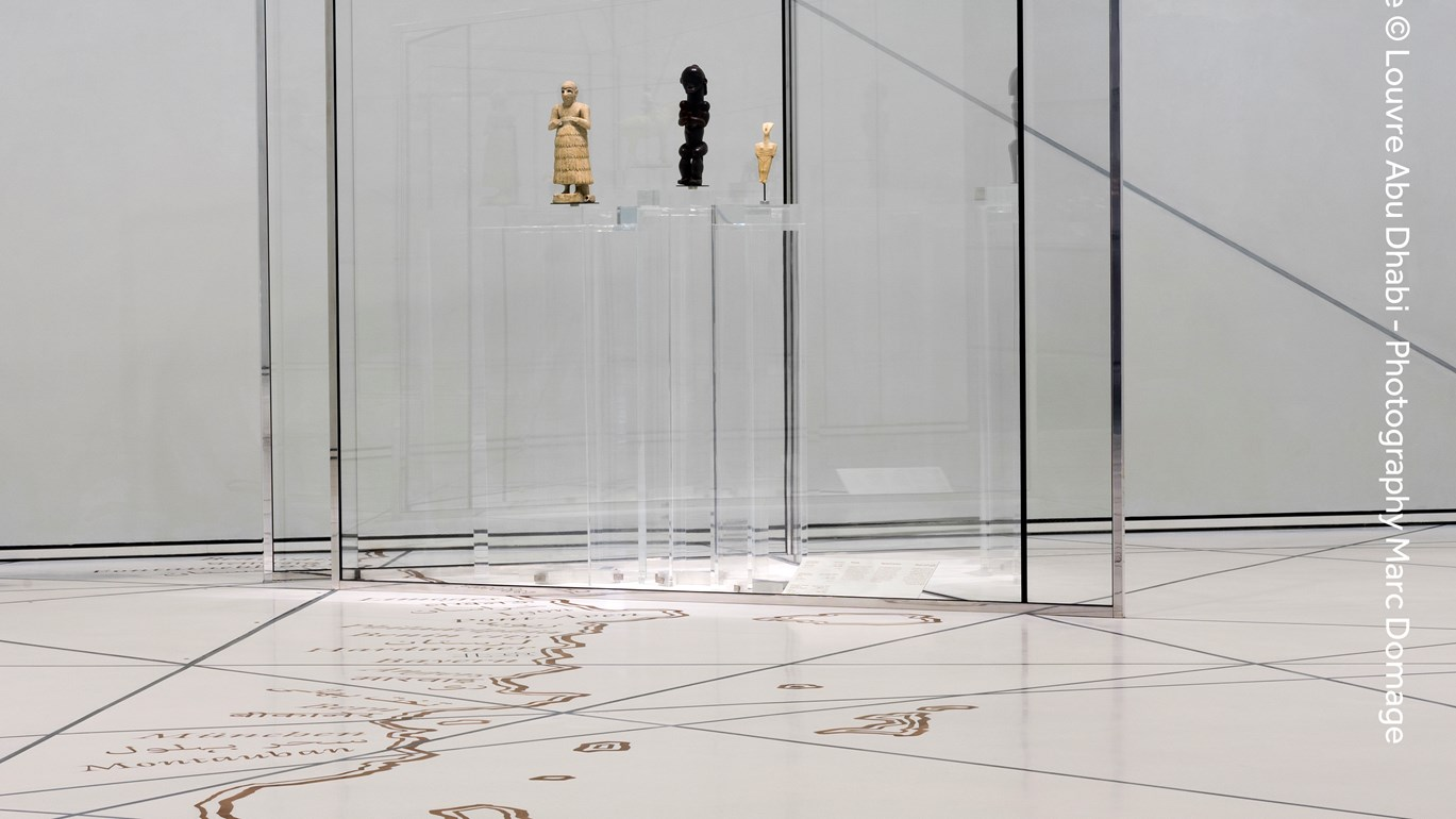 2. Louvre Abu Dhabi – The Great Vestibule © Louvre Abu Dhabi - Photography Marc Domage.jpg (1)