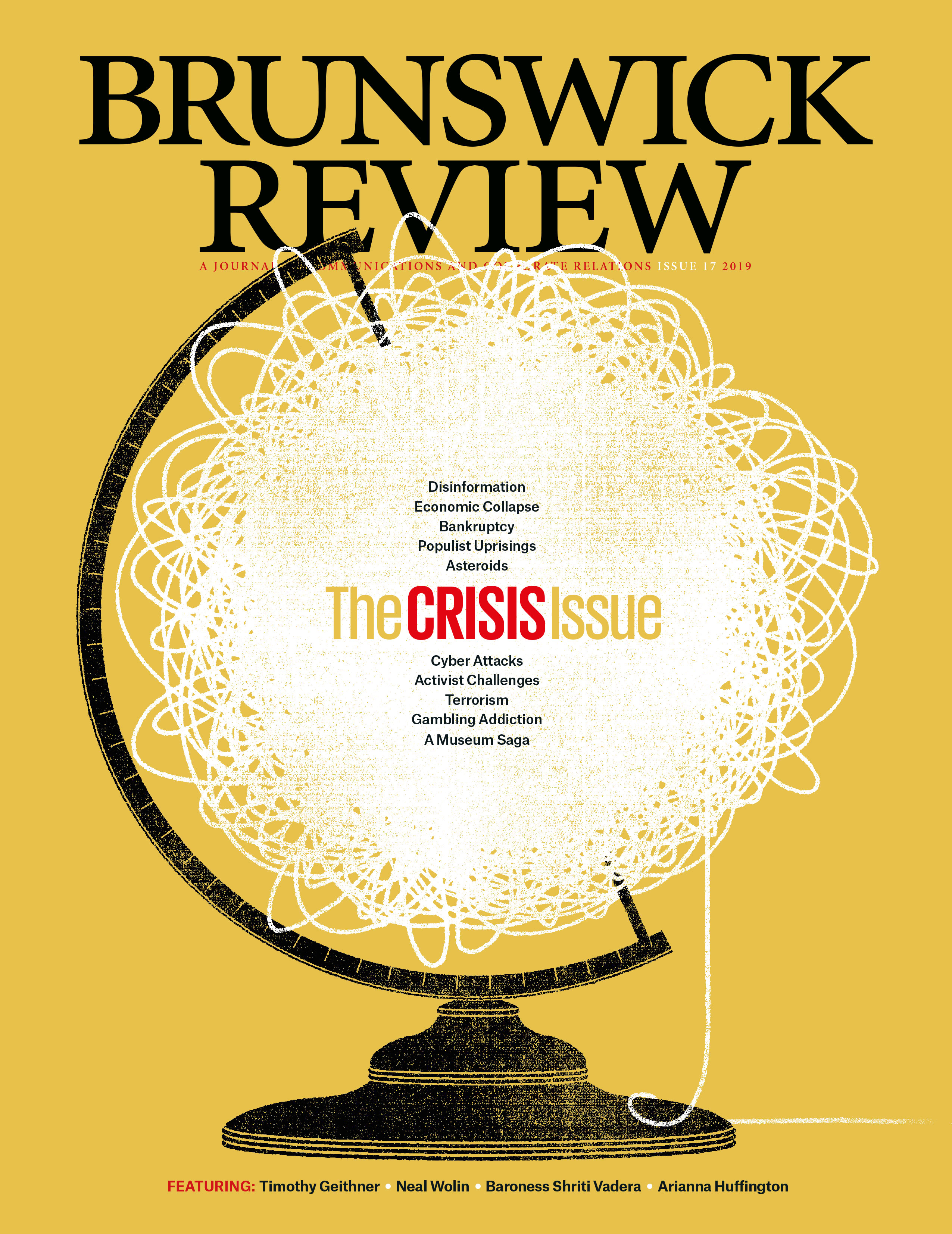 The Crisis Issue | Brunswick